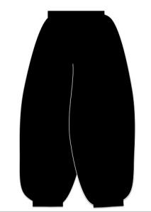 Harem Pants 6