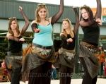 Ghawazee Moon Bellydance - Dance Week 2013